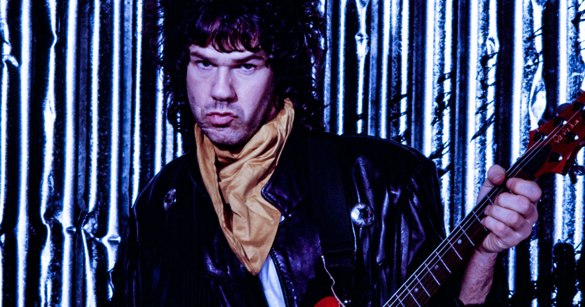 Gary Moore: Mr. Blues und Hard Rock in Einem