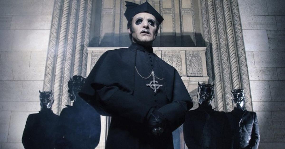 Ghost: Bandchef Tobias Forge siegt vor Gericht