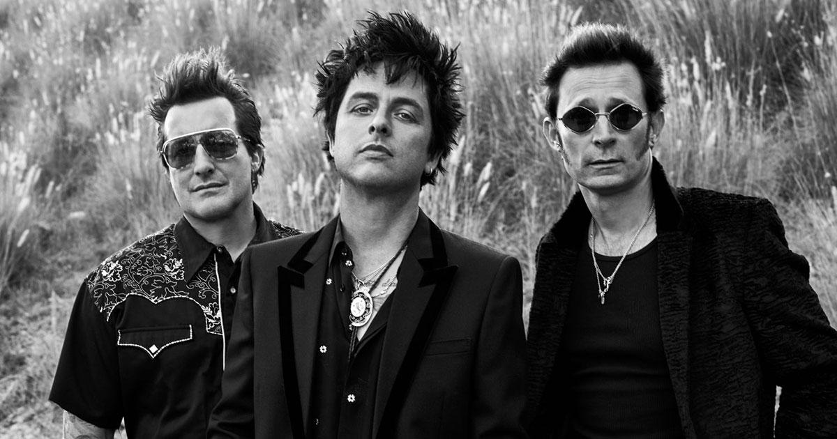 Green Day: Das neue Album ist von Kerry King inspiriert