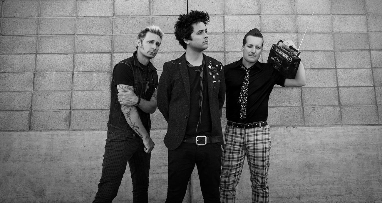 Green Day: Neue Single wird zum Titeltrack der NHL
