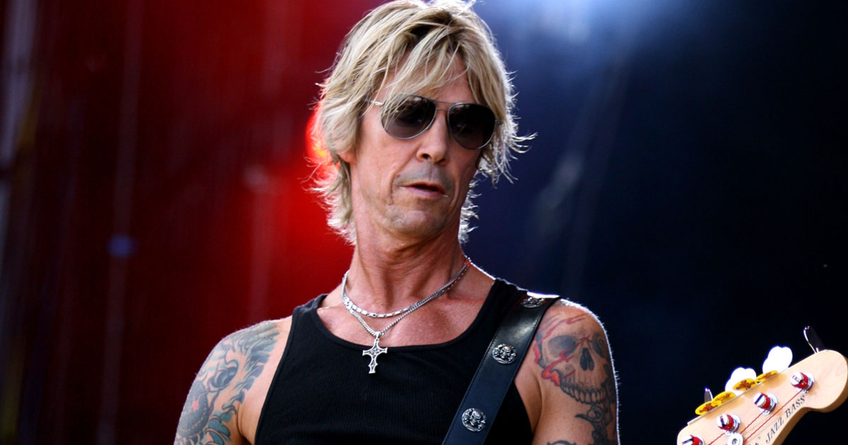 "Duff McKagan: Hört hier die neue Single ""Chip Away"""