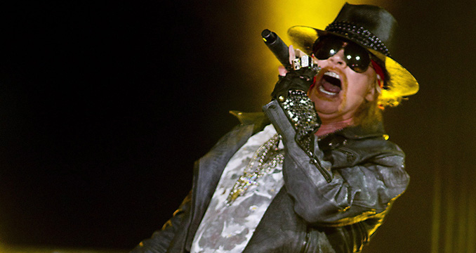 Sweet Facts O'Mine: Guns N' Roses in Zahlen
