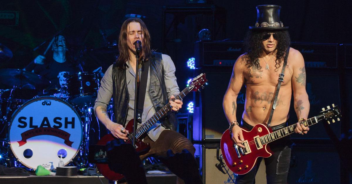 Guns N' Roses: Slash bestätigt Arbeit an neuen Songs