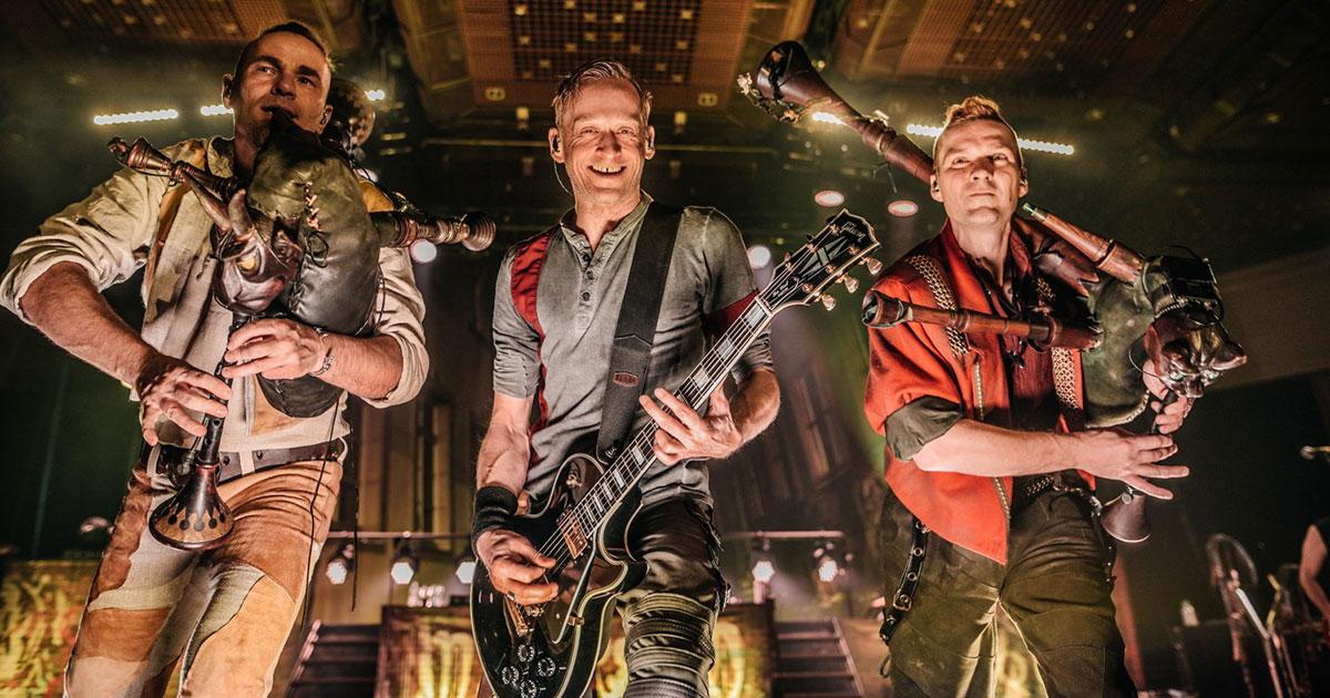 Drehleier bis Theremin: Die ungewöhnlichsten Instrumente der Rock-Welt