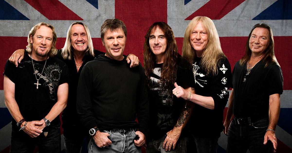 Iron Maiden: Haben die Metal-Legenden ein neues Album aufgenommen?