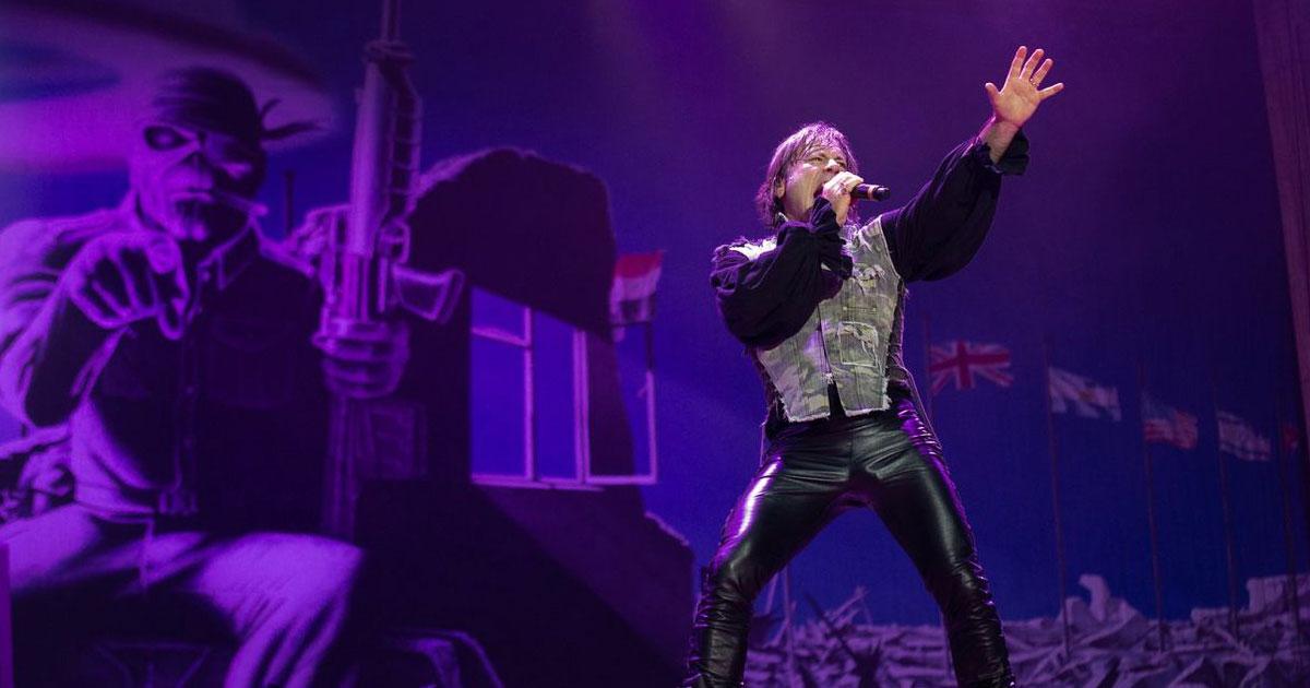 Iron Maiden: Konzert verdrängt Finale der Copa Libertadores