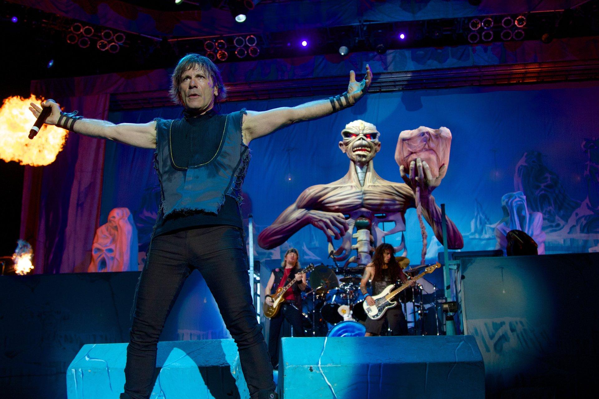 """Iron Maiden bekommen """"Familienzuwachs"""""""