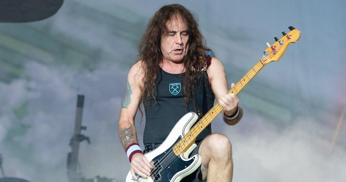 Iron Maiden: Steve Harris ist die Hall Of Fame egal