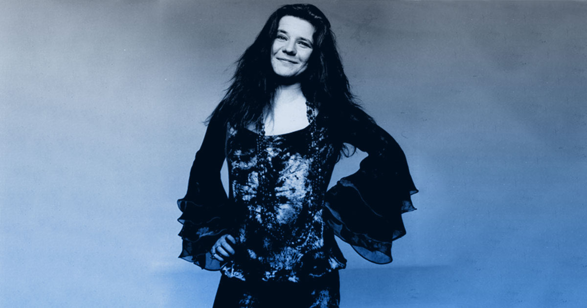 "Happy Birthday, Janis Joplin: Acht Fakten über ""Little Girl Blue"""