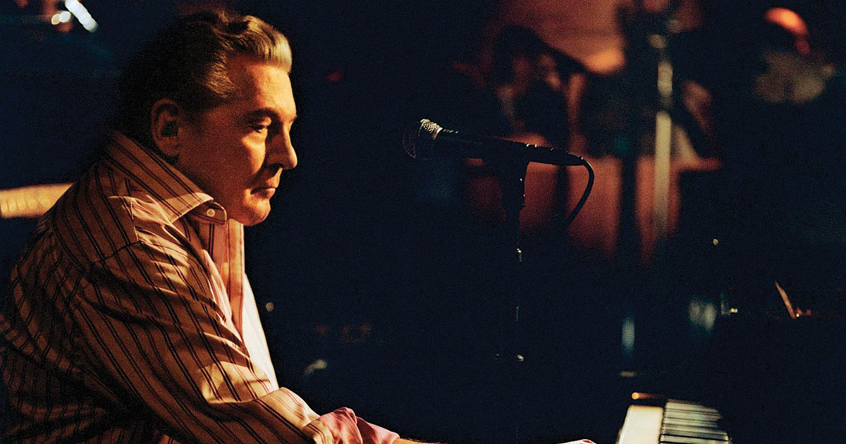 Jerry Lee Lewis: Rock'n'Roll-Legende erleidet Schlaganfall