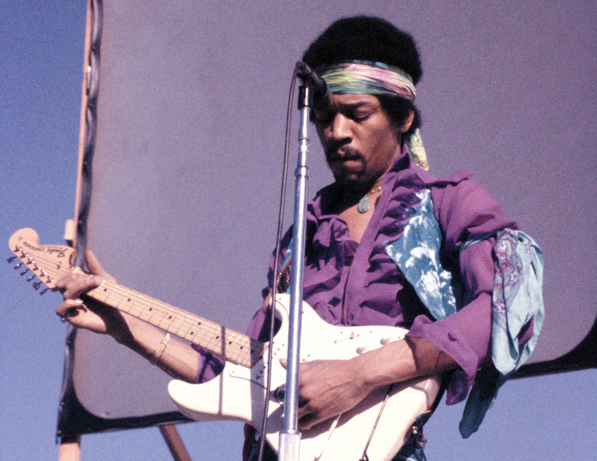 """Jimi Hendrix: Sein letzter Live-Auftritt auf Fehmarn - """"This Will Be The Last"""""""