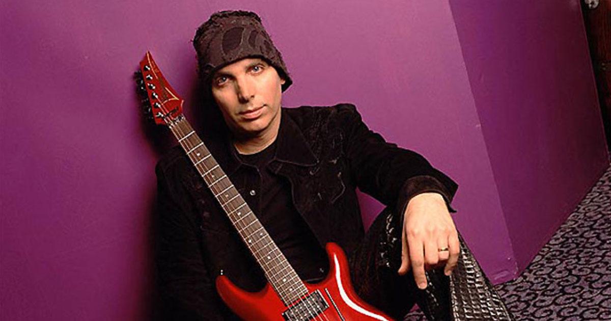 Joe Satriani: So war der Gitarrenunterricht für Kirk Hammett