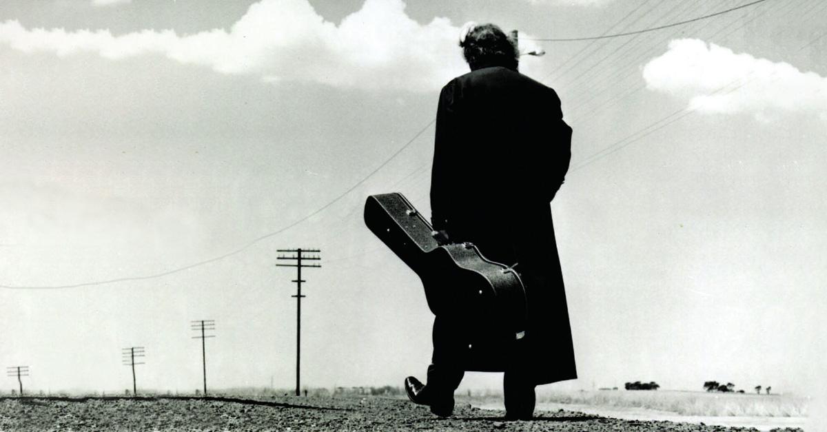 """R.i.P. Johnny Cash: Vor 15 Jahren ging der """"Man in Black"""""""