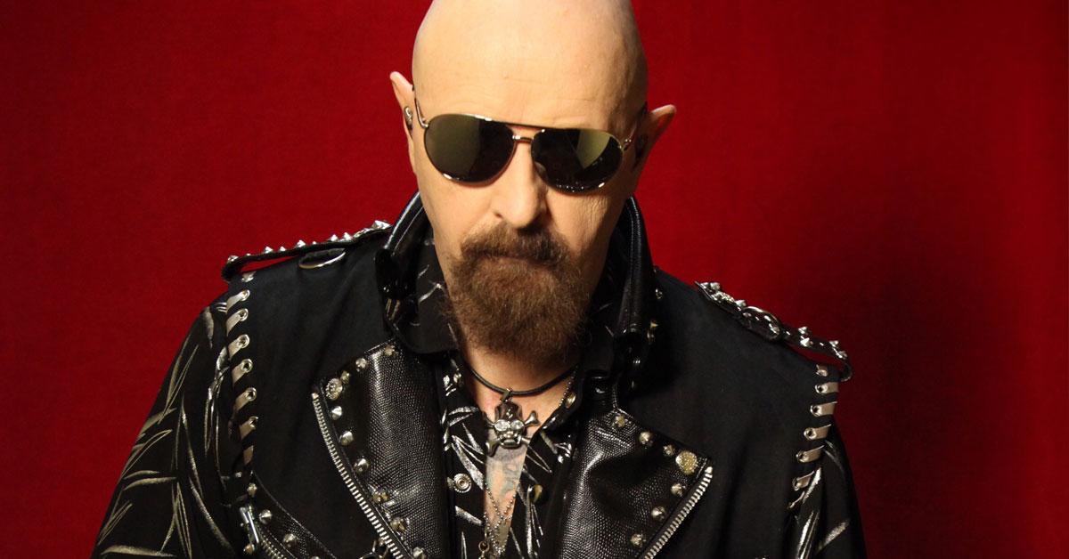 Judas Priest: Rob Halford erklärt Handy-Attacke