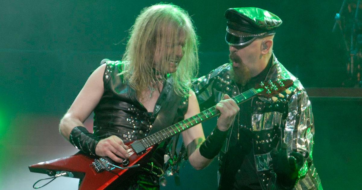 """Judas Priest: Rückkehr von K.K. Downing """"nicht geplant"""""""