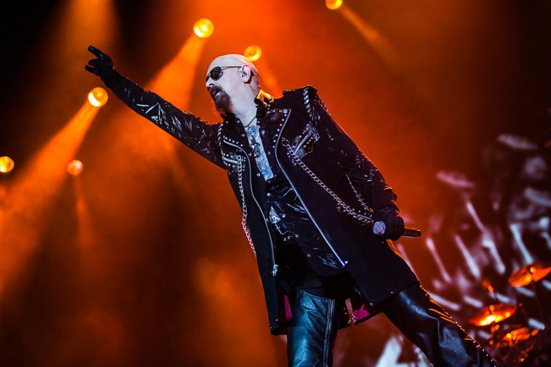 """Judas Priest: Freude über die Aufnahme in die """"Hall of Heavy Metal History"""""""