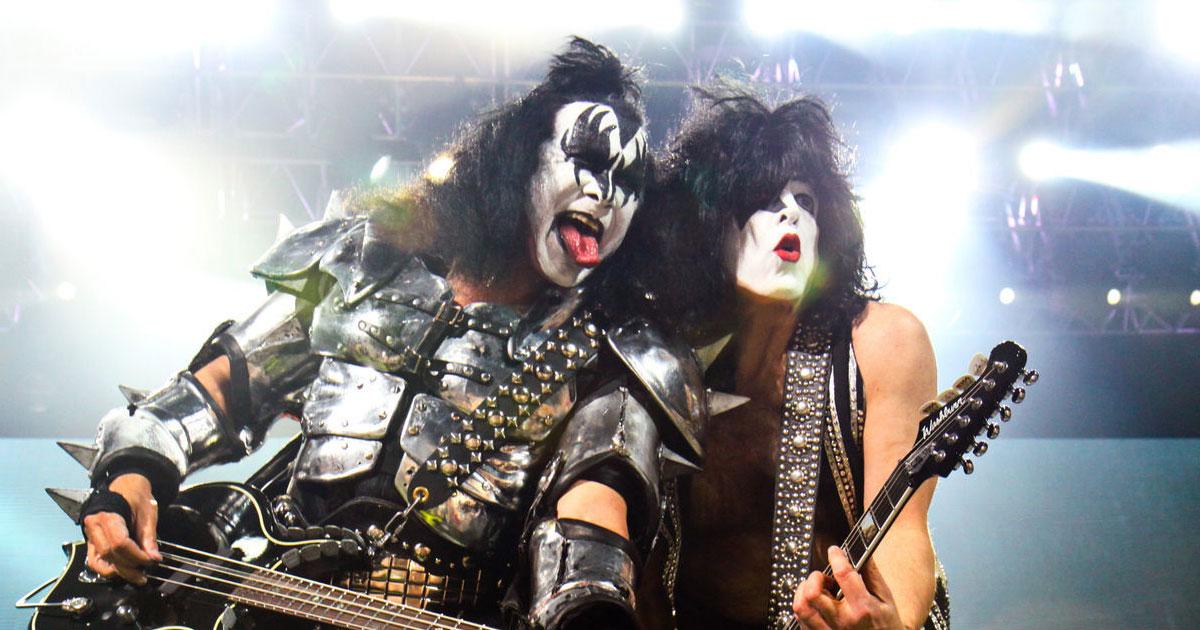 KISS: Vier Deutschland Konzerte für 2020 und finale Show bekanntgegeben