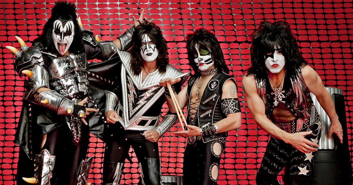 KISS: Hard Rock-Riesen kündigen KISS Kruise IX an