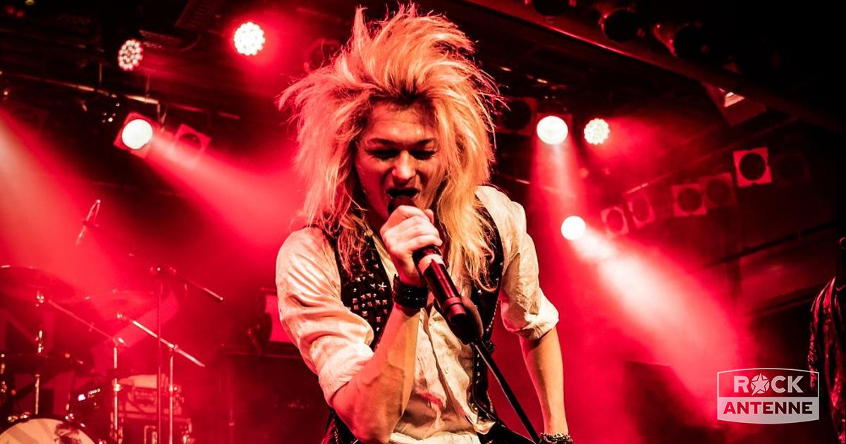 Kissin' Dynamite live: Die besten Fotos aus der Rock City München