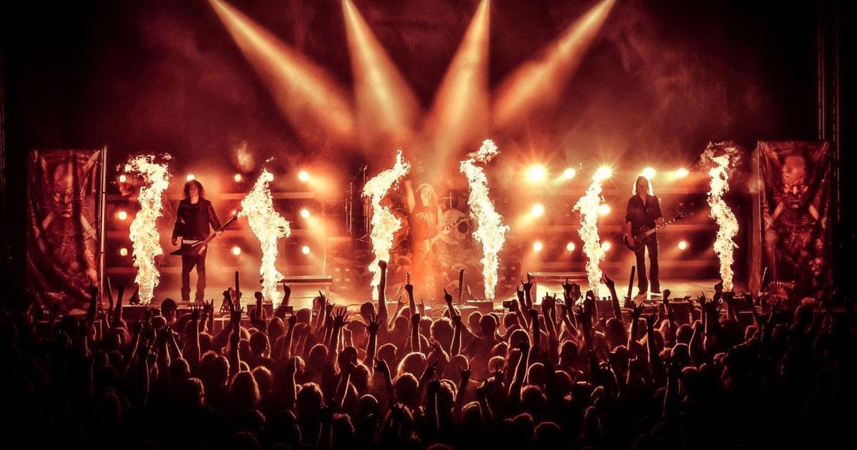 Neu im ROCK ANTENNE Konzertkalender: Kreator und Lamb of God live