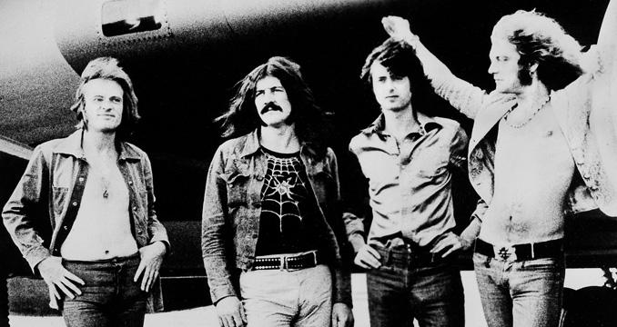 Led Zeppelin: Bildband zum 50. Bandjubiläum erscheint 2018