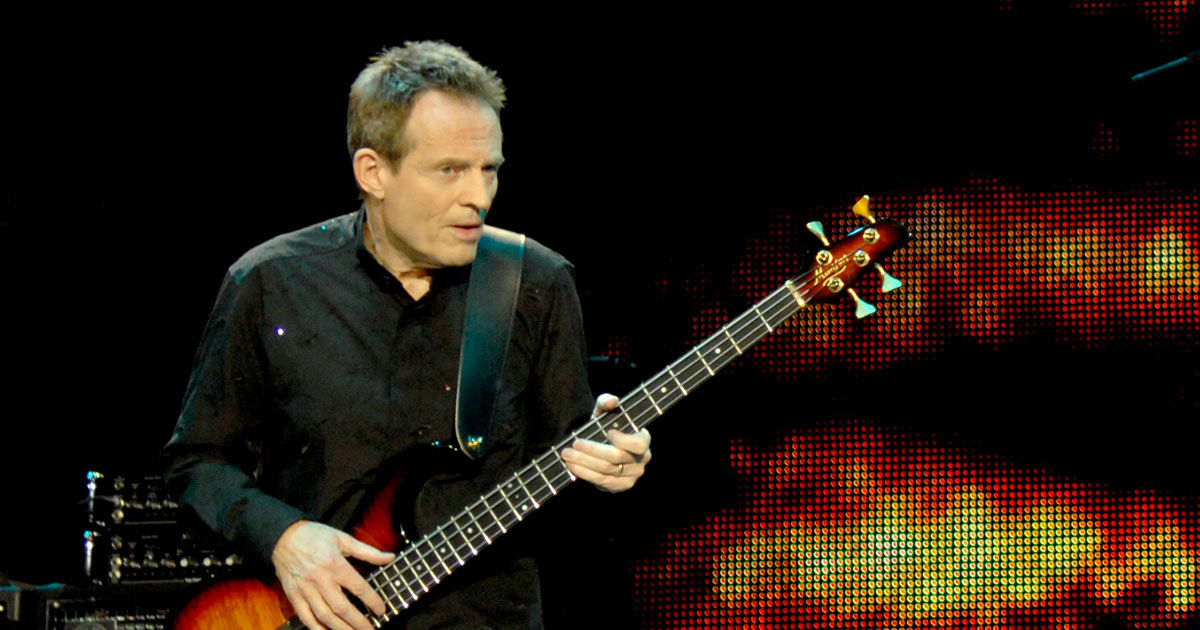John Paul Jones: Der Led Zeppelin-Bassist wird 73