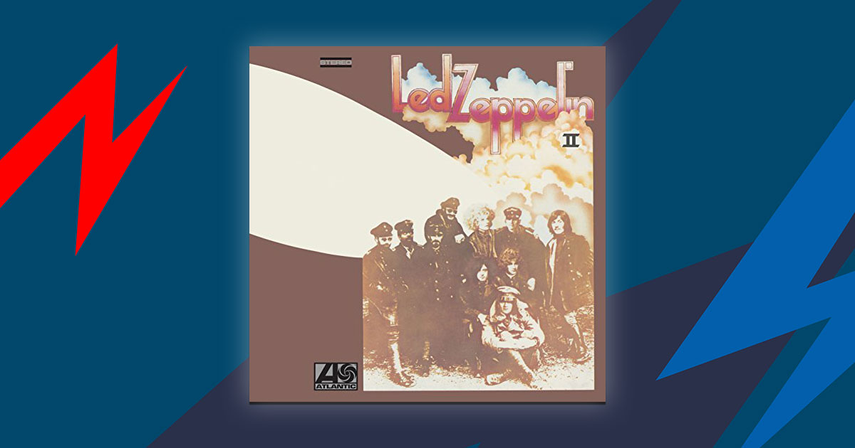 """50 Jahre """"Led Zeppelin II"""": Die Story hinter ihrem zweiten Album"""