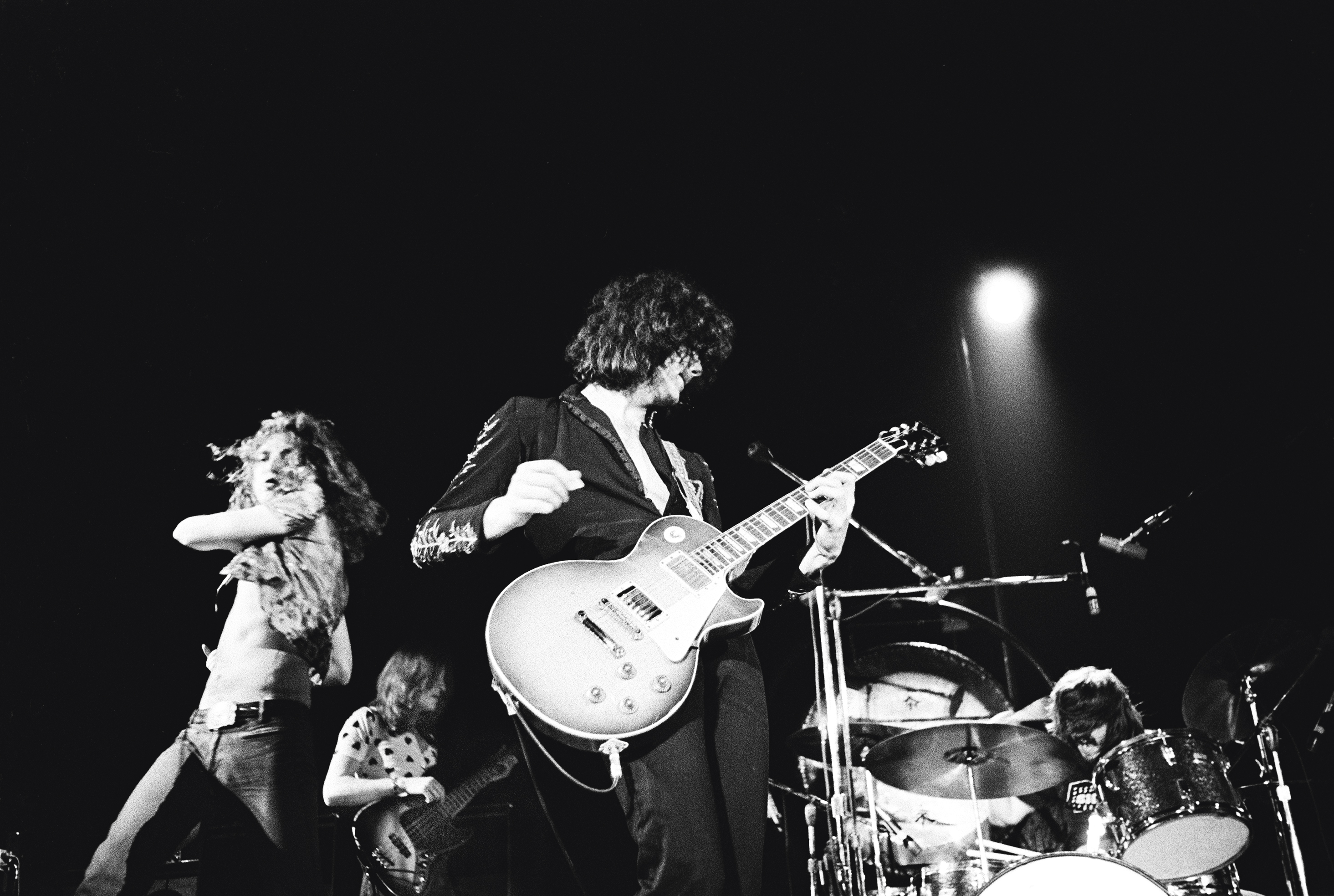 The Train Stopped Rollin': Led Zeppelins letzte Show mit Bonham