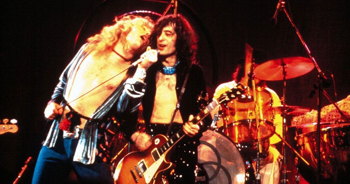 """Streit um """"Stairway To Heaven"""": Künstler stellen sich hinter Led Zeppelin"""