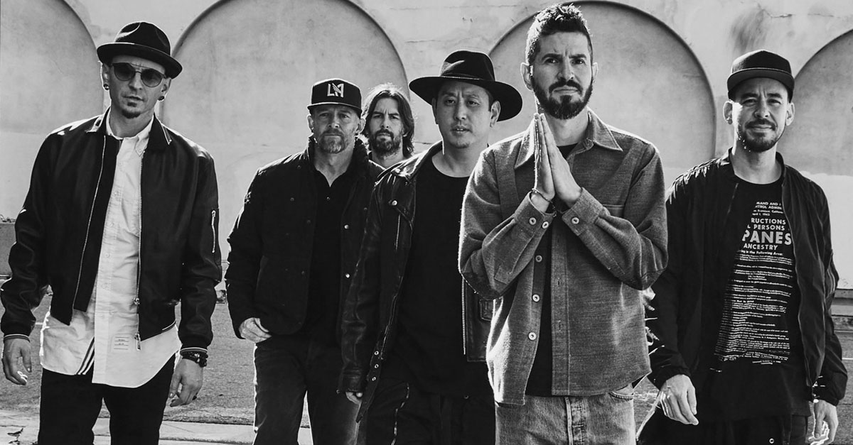 Linkin Park veröffentlichen Abschiedsbrief an Chester Bennington