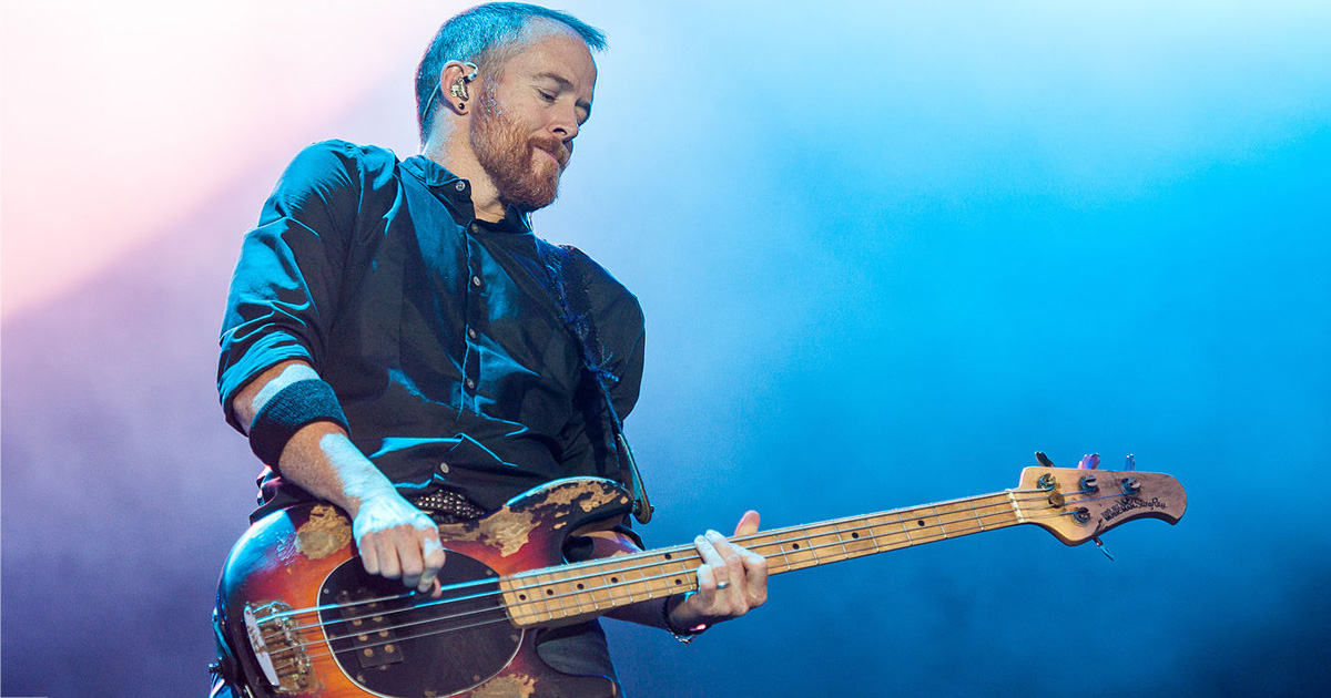 Linkin Park: Bassist Dave Farrell will wieder Musik machen