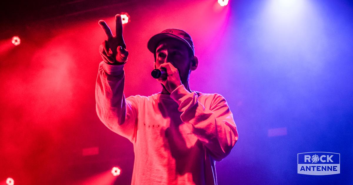 Mike Shinoda live: Die besten Fotos aus der Rock City München