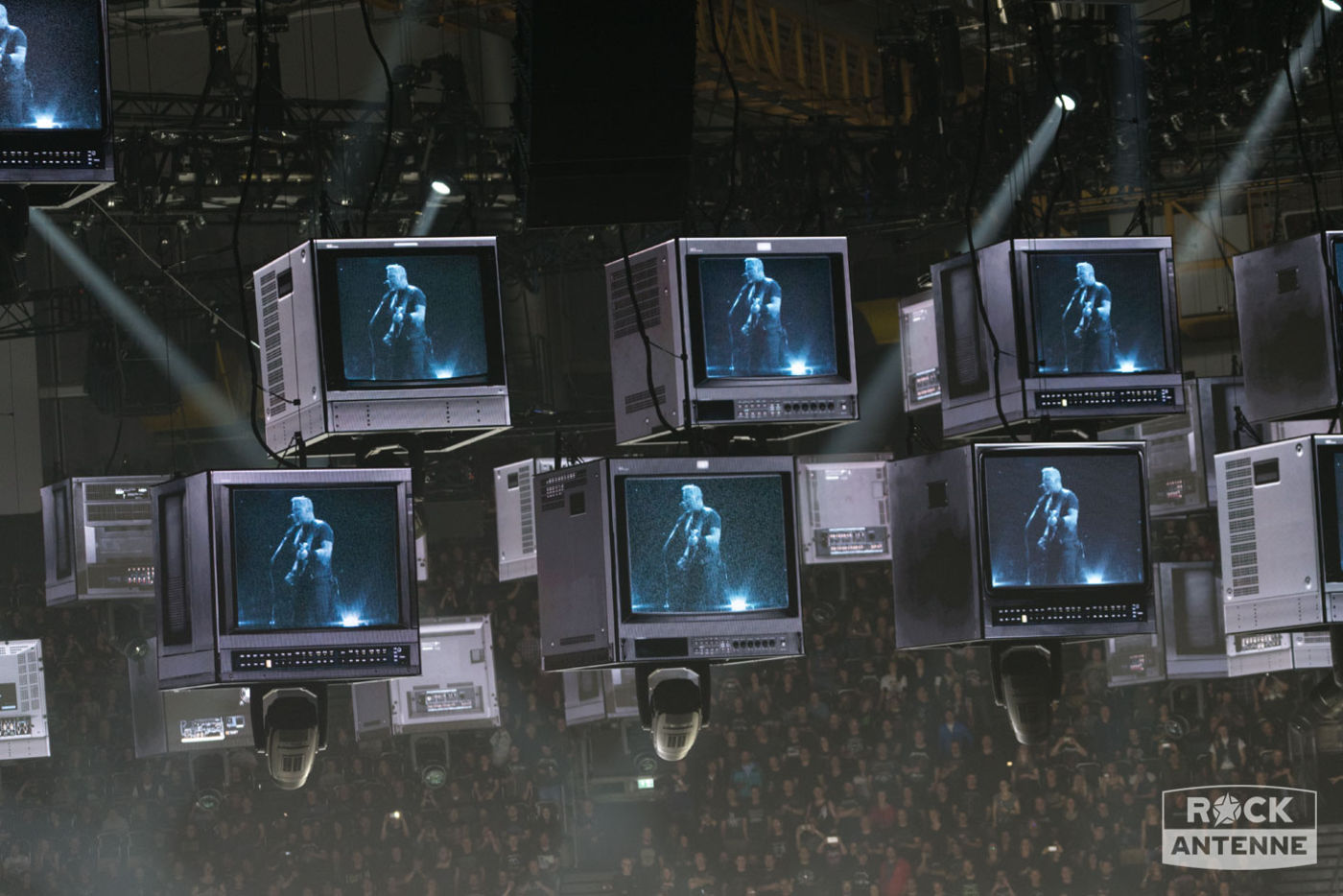 Metallica: Videos und Live-CDs von der Europa-Tournee