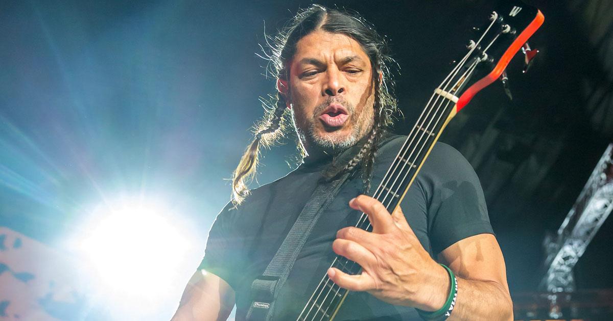 Metallica: Rob Trujillo plaudert über das nächste Album
