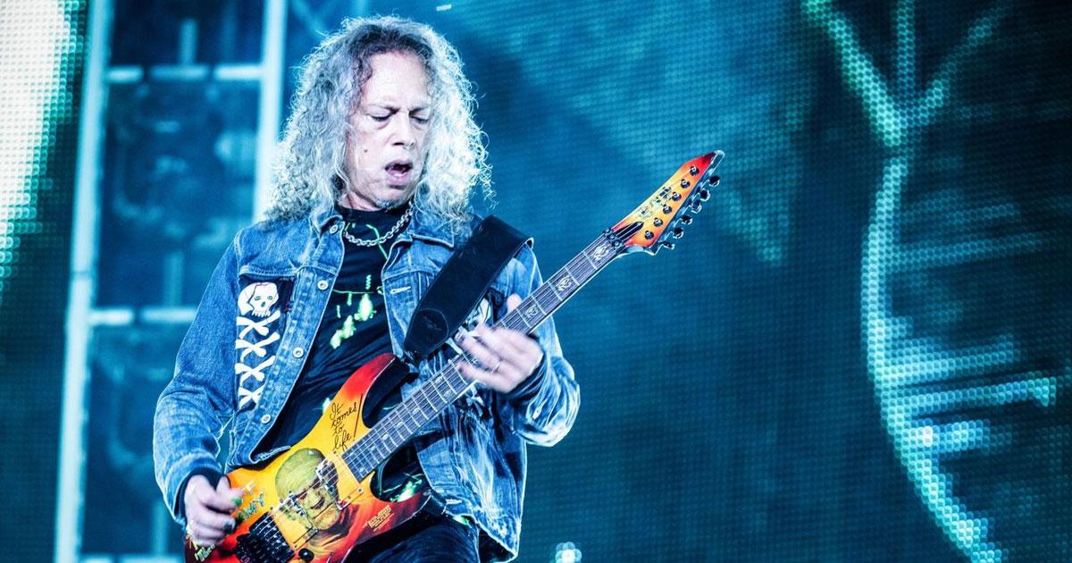 Kirk Hammett: Metallica gehen nächstes Jahr ins Studio