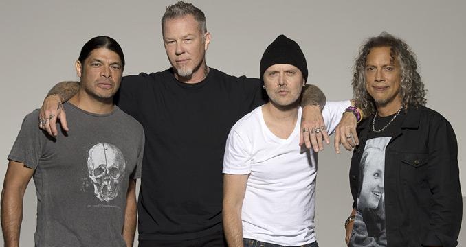 Metallica mit renommiertem Polar Musikpreis geehrt