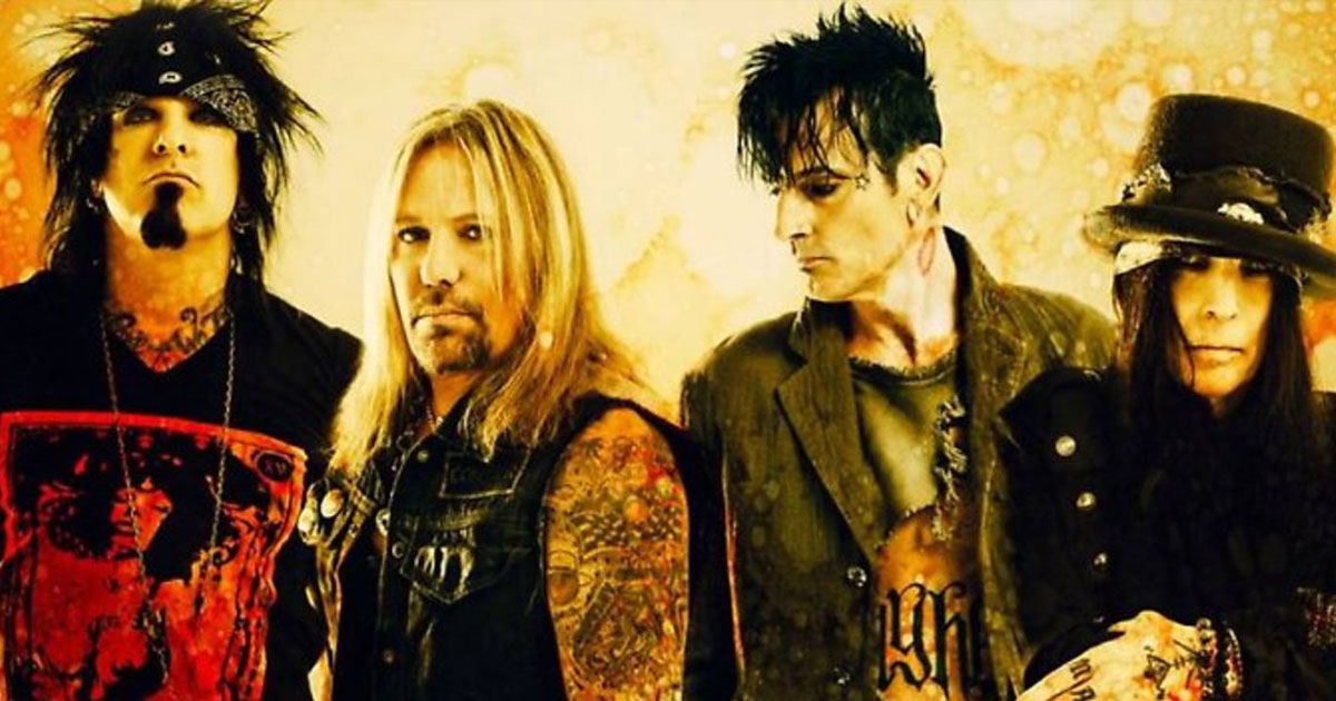 "Mötley Crüe: Der neue Song ""The Dirt"" in der ROCK ANTENNE Radiopremiere"