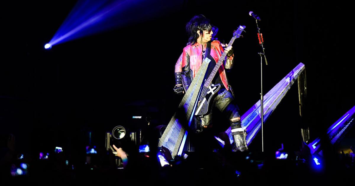 Mötley Crüe-Reunion: Nikki Sixx kann es sich vorstellen
