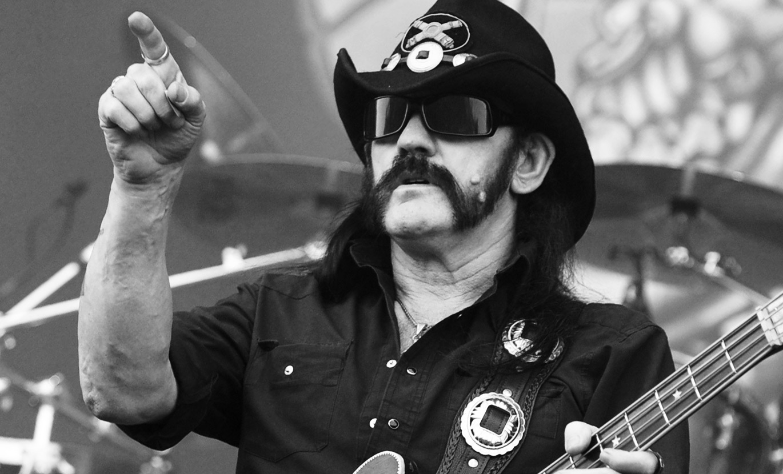 R.I.P. Lemmy Kilmister - Ein Nachruf