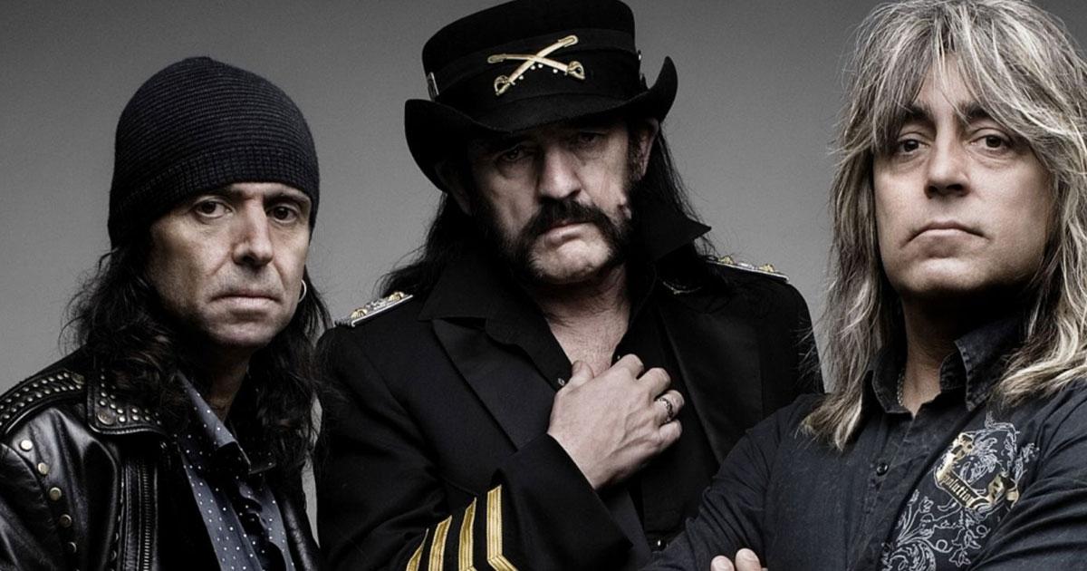 Motörhead: Mikkey Dee und Phil Campbell dürften auch in die Hall of Fame