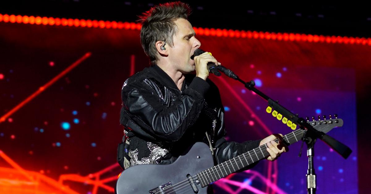 Muse: Matt Bellamy wird 40 - Von der Schulband zum Mega-Act