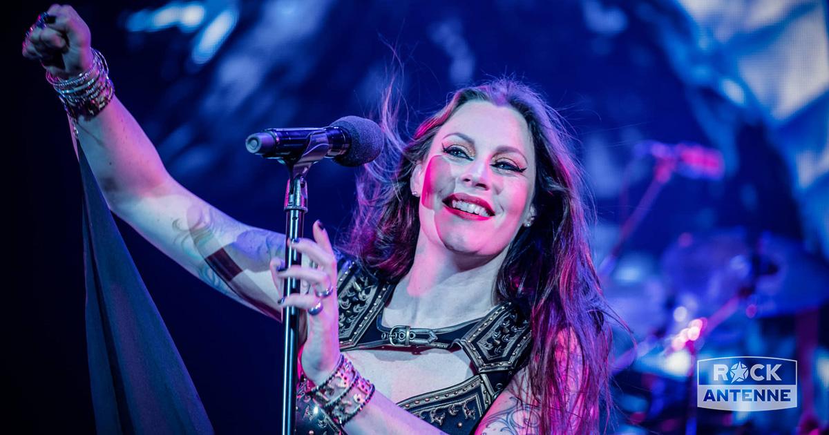 Nightwish live: Die besten Fotos