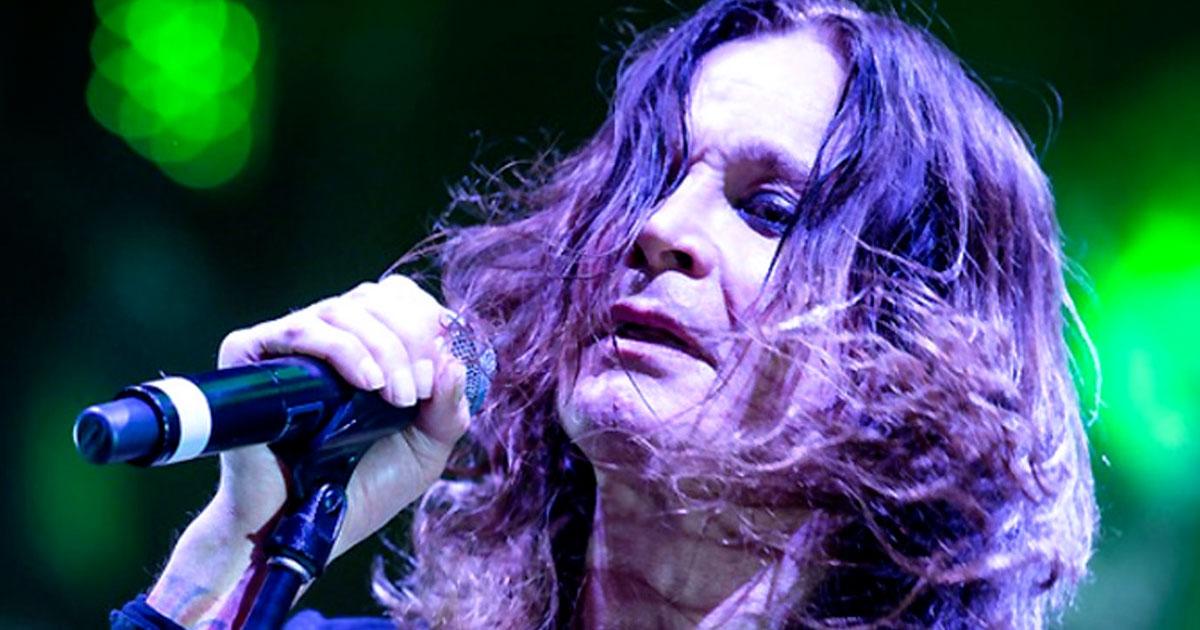 Lungenentzündung: Ozzy Osbourne cancelt weitere Konzerte