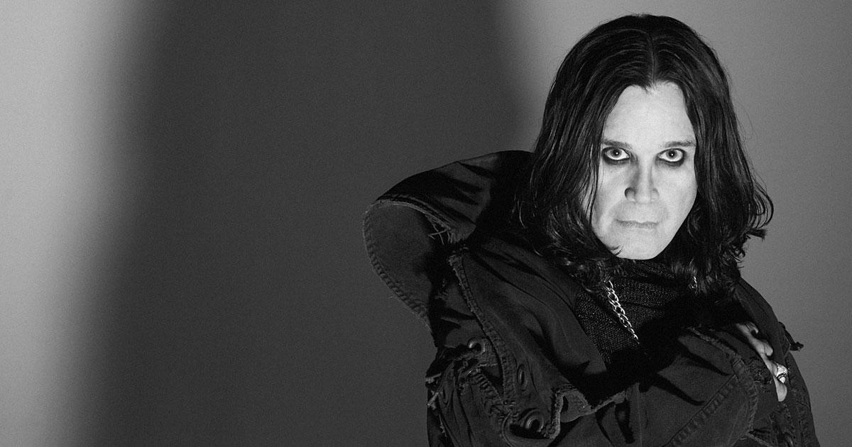 Nach Tourabsage: Ozzy Osbourne liegt im Krankenhaus
