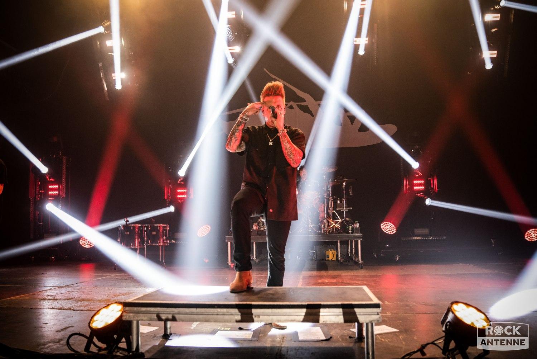 Papa Roach live 2020: Die Fotos vom Konzert in München