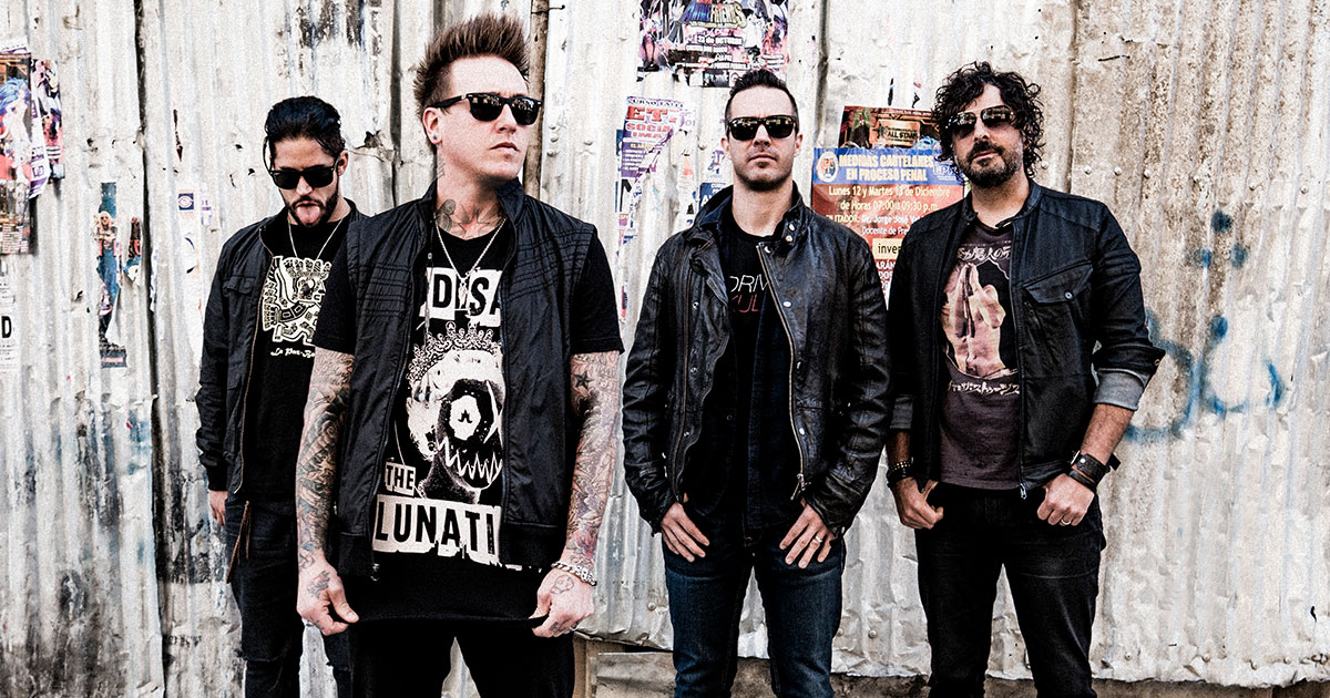 "Neueinsteiger: Papa Roach - ""Feel Like Home"""