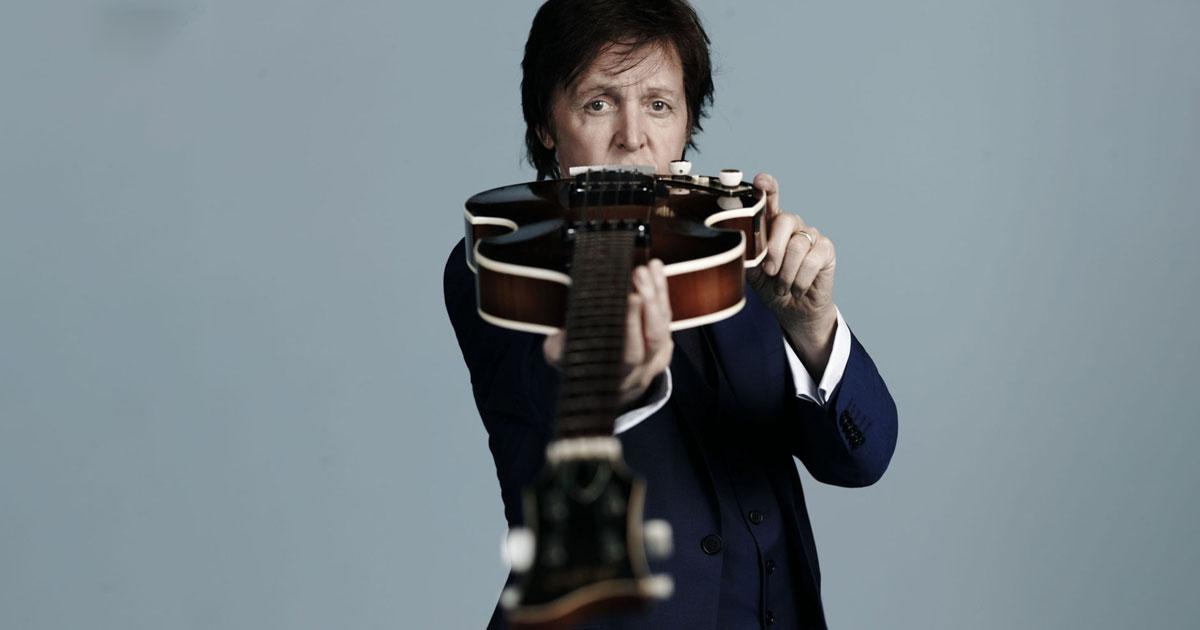 Beatles: Wo ist Paul McCartneys erster Bass?