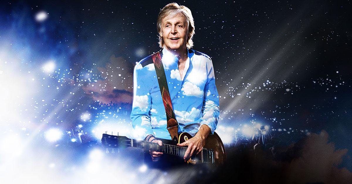 Paul McCartney: Ex-Beatle kommt für ein Konzert nach Deutschland