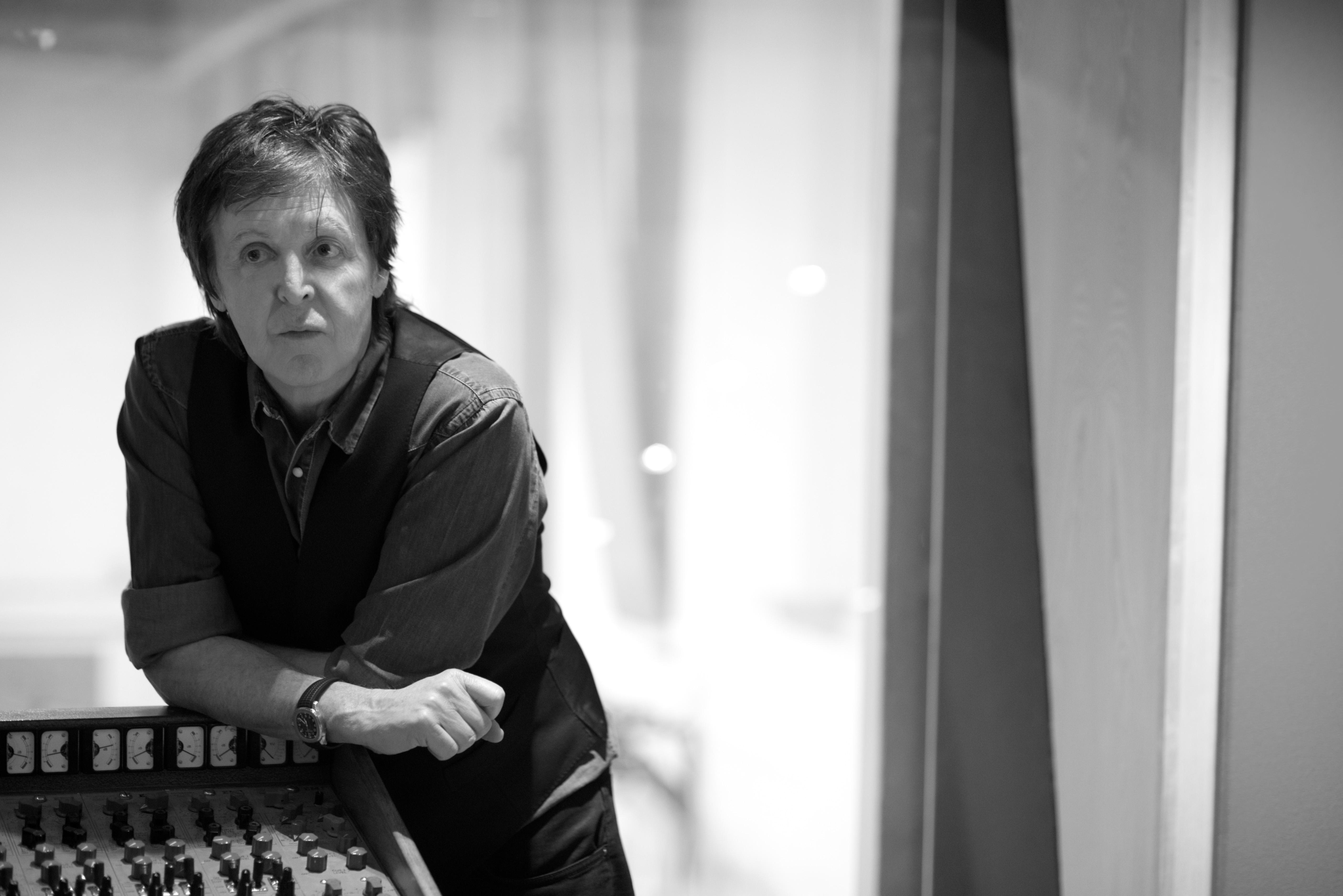 Paul McCartney: Ein Weihnachtsalbum - aber nur für die Familie