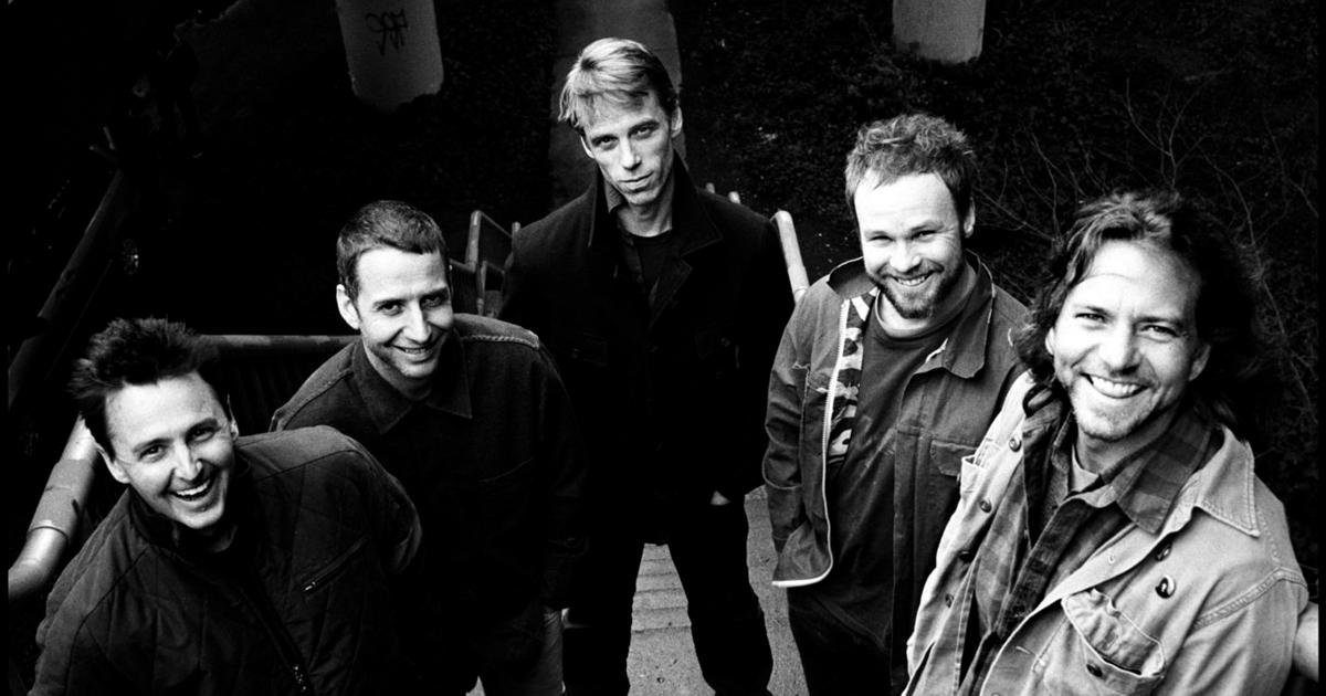 Pearl Jam: Neues Album zur Hälfte fertig